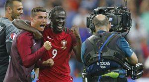 portugal vs france france vs portugal euro  final ronaldo eder