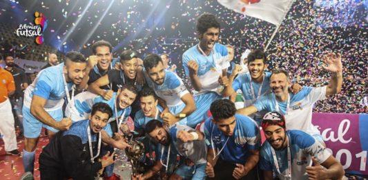 premier futsal mumbai final