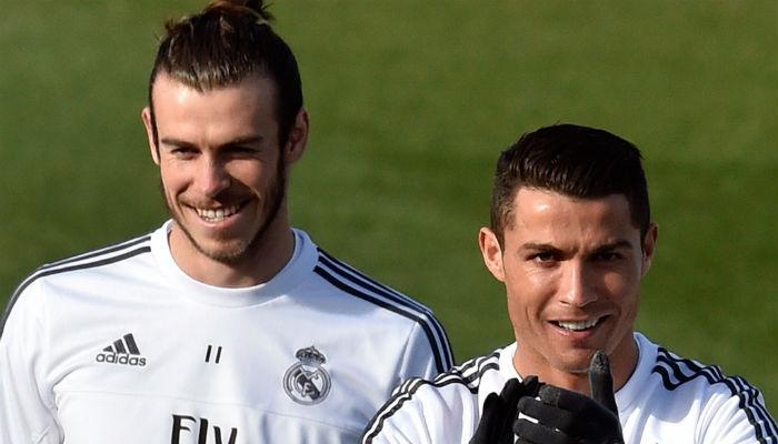 Christiano Ronaldo vs Gareth Bale