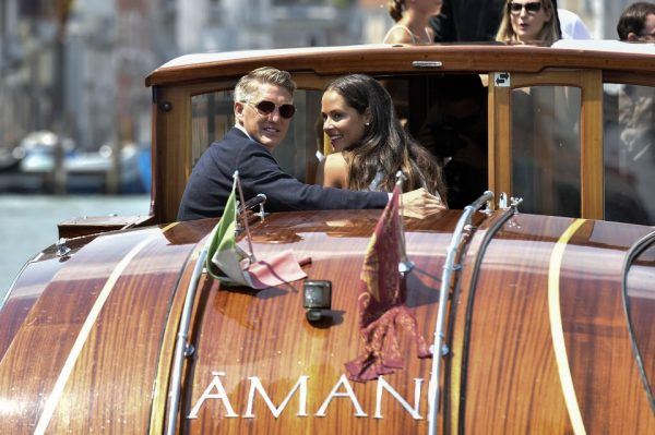 Bastian Schweinsteiger AND ANA IVANOVIC CIVIL WEDDING