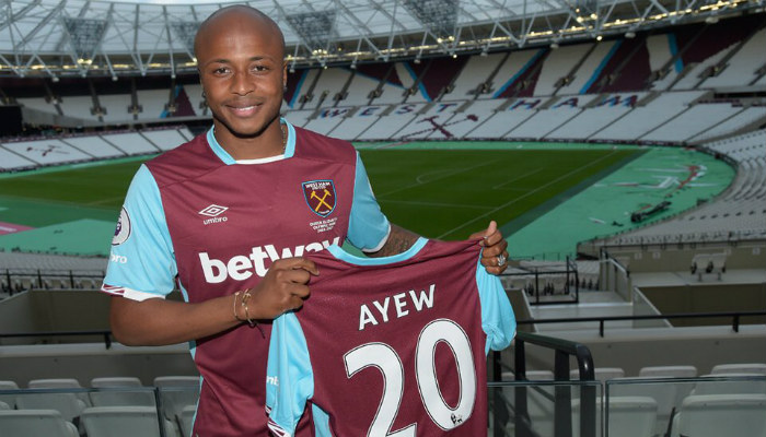 André Ayew 4