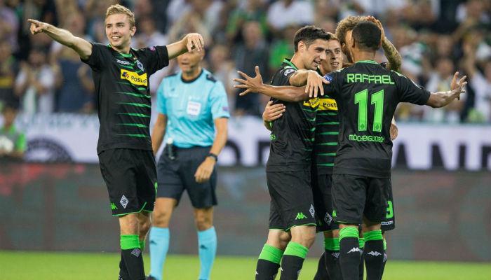 Borussia Monchengladbach UCL