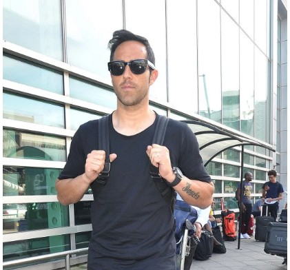 Bravo at Manchester airport