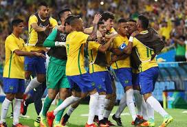 Brazil was happy. And nobody in the Maracana Stadium will ever forget it.