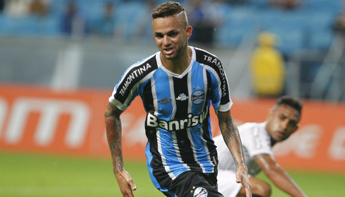 Gremio forward Luan