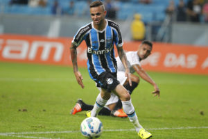 Gremio forward Luan to Liverpool