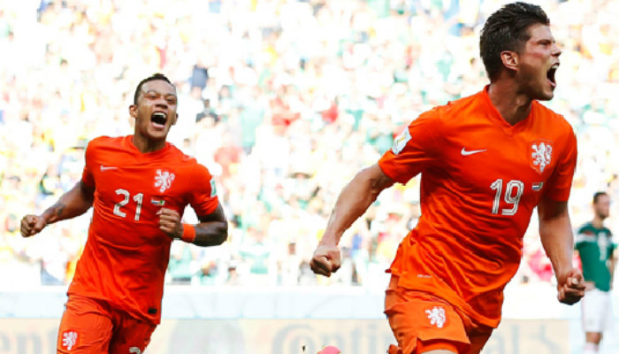 Huntelaar And Memphis Depay Dropped From Netherlands Squad