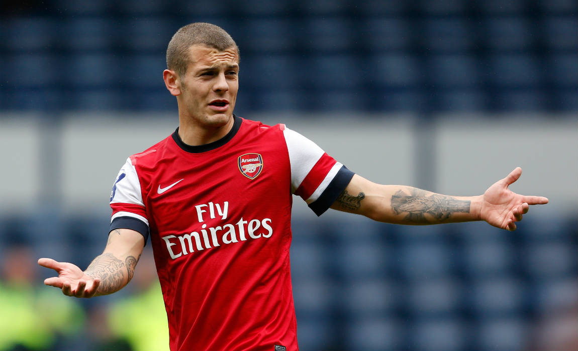 Jack Wilshere To Leave On Loan This summer