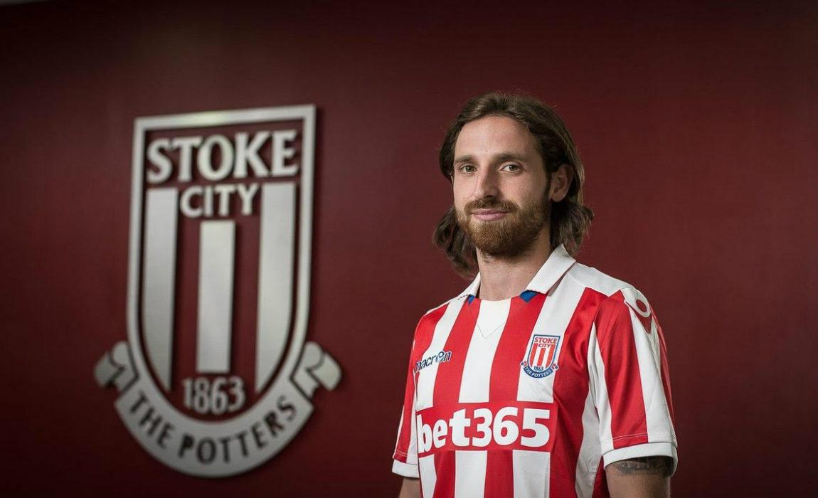 Joe Allen Stoke City