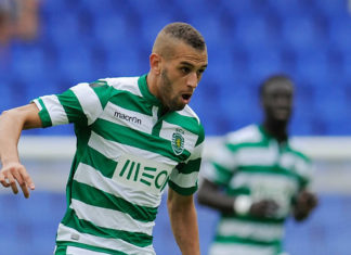 Leicester City interested in Islam Slimani