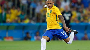 Neymar the shootout hero blasts Brazil to Olympic gold against Germany