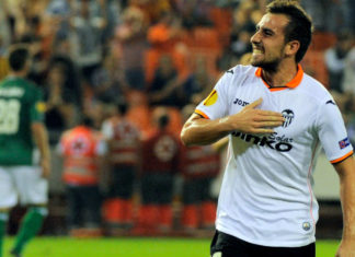 Paco Alcacer from Valencia