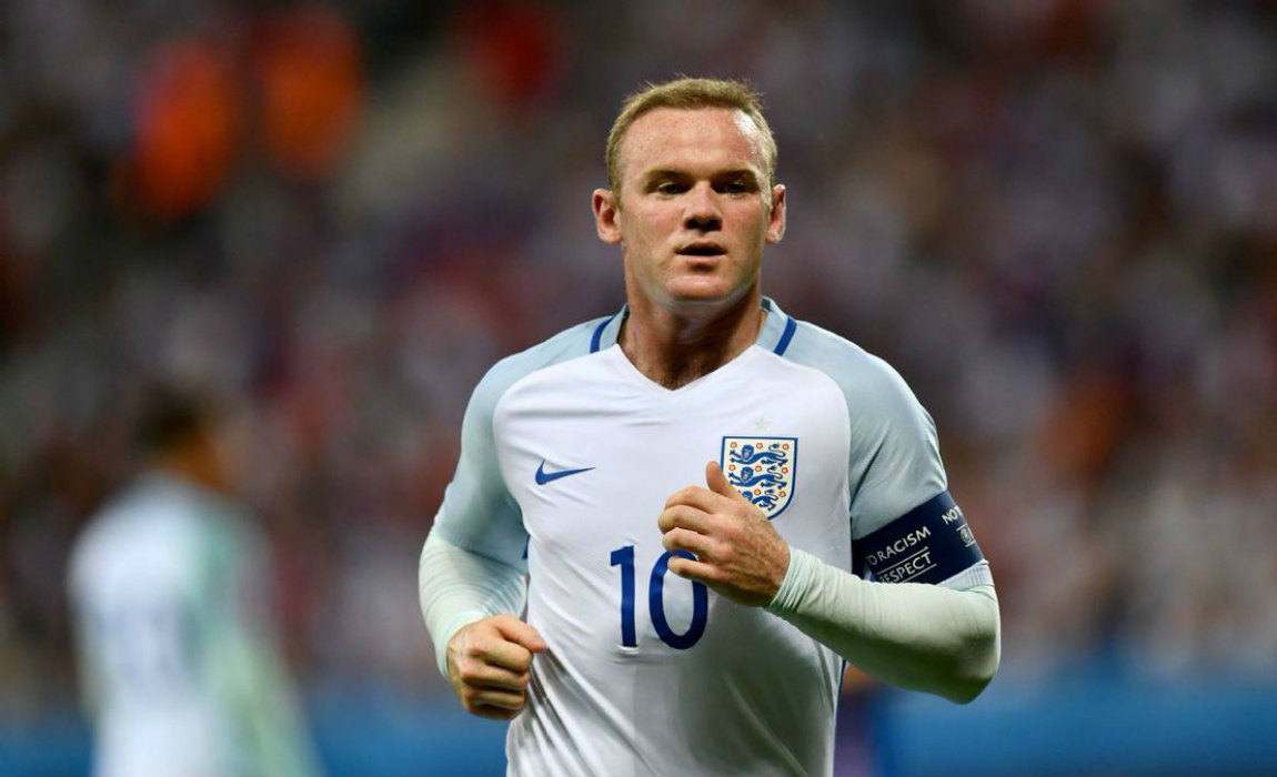 Rooney To Retire after 2018 World Cup