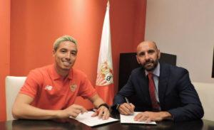 Samir Nasri joins Sevilla