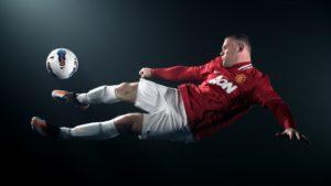 Wayne Rooney overhead kick  original