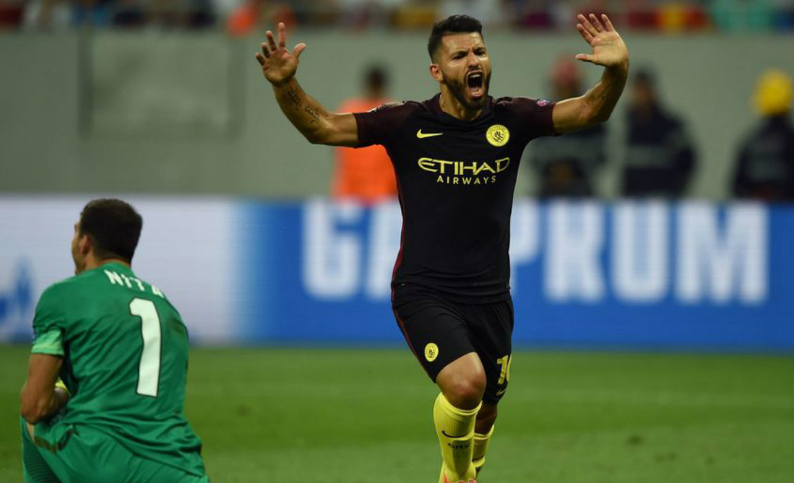 Playing For Liverpool Is A Dream Manchester City Star Sergio Aguero