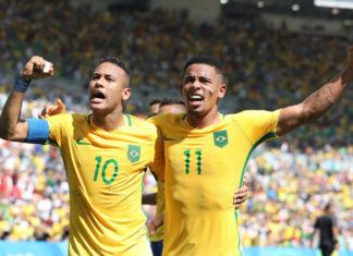 brazil beat honduras rioolympics