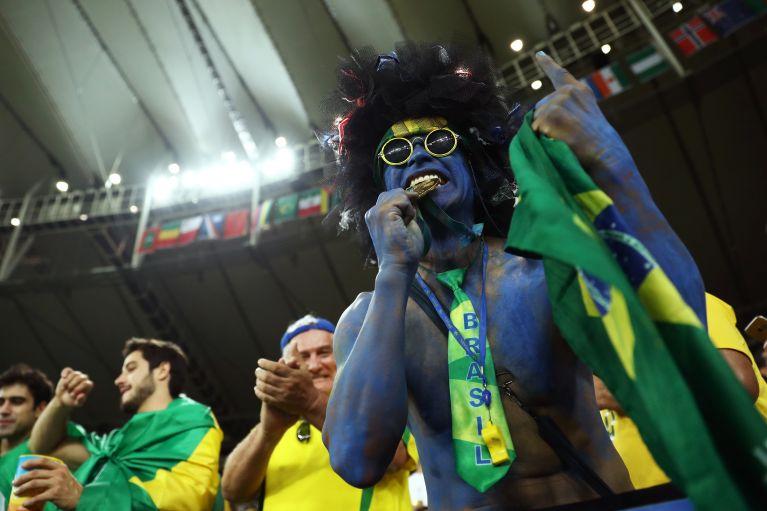 brazil fans 1