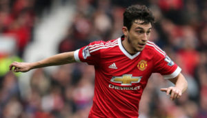 darmian linked with move to napoli or Roma