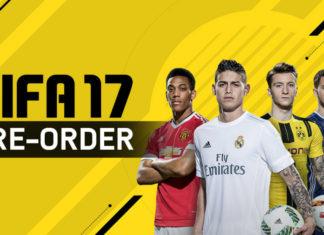 fifa  pre order