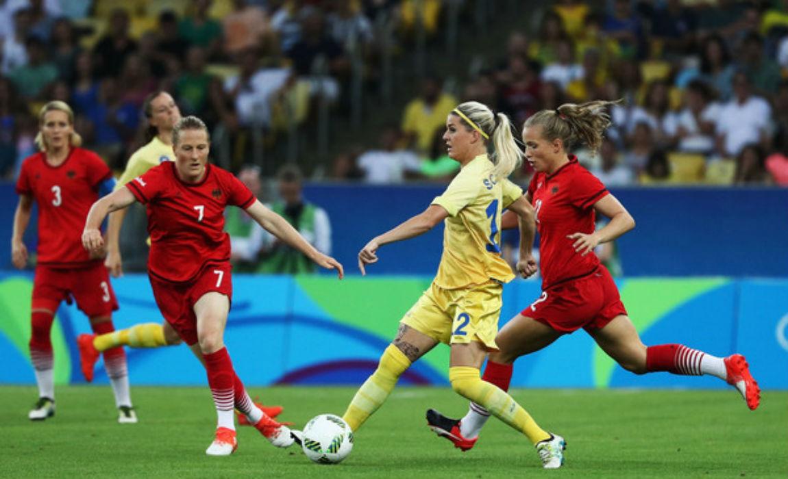 germany vs Sweden Rio 2016