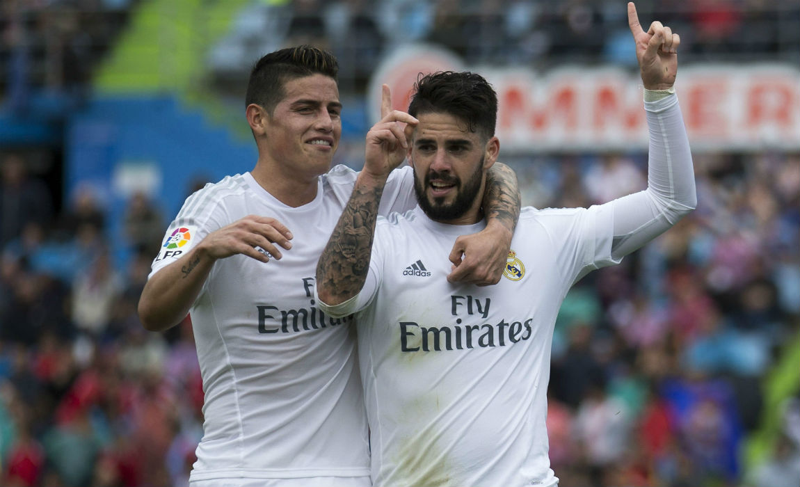 james and isco