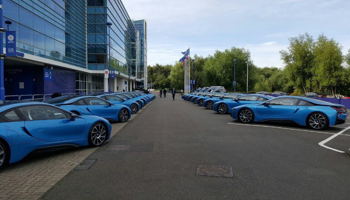 leicester bmw gift