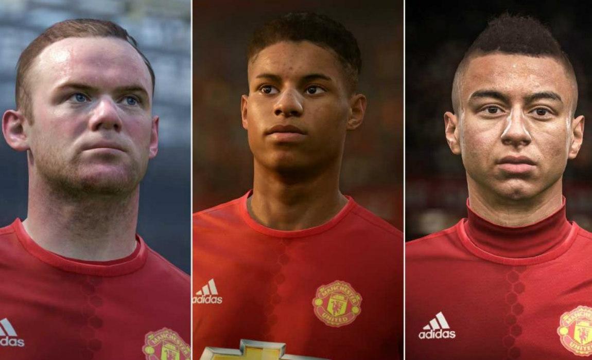 manchester United fifa 17