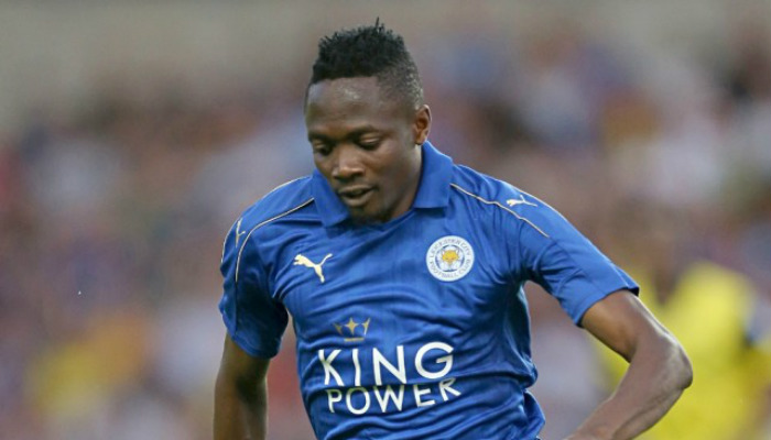 Leicester Star Ahmed Musa Released Without Charge After Being Arrested On Suspicion Of Beating His Wife