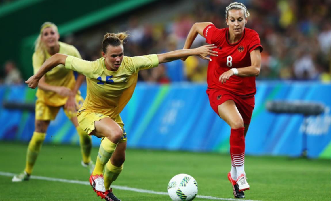 rio 2016 germany vs Sweden 2-1