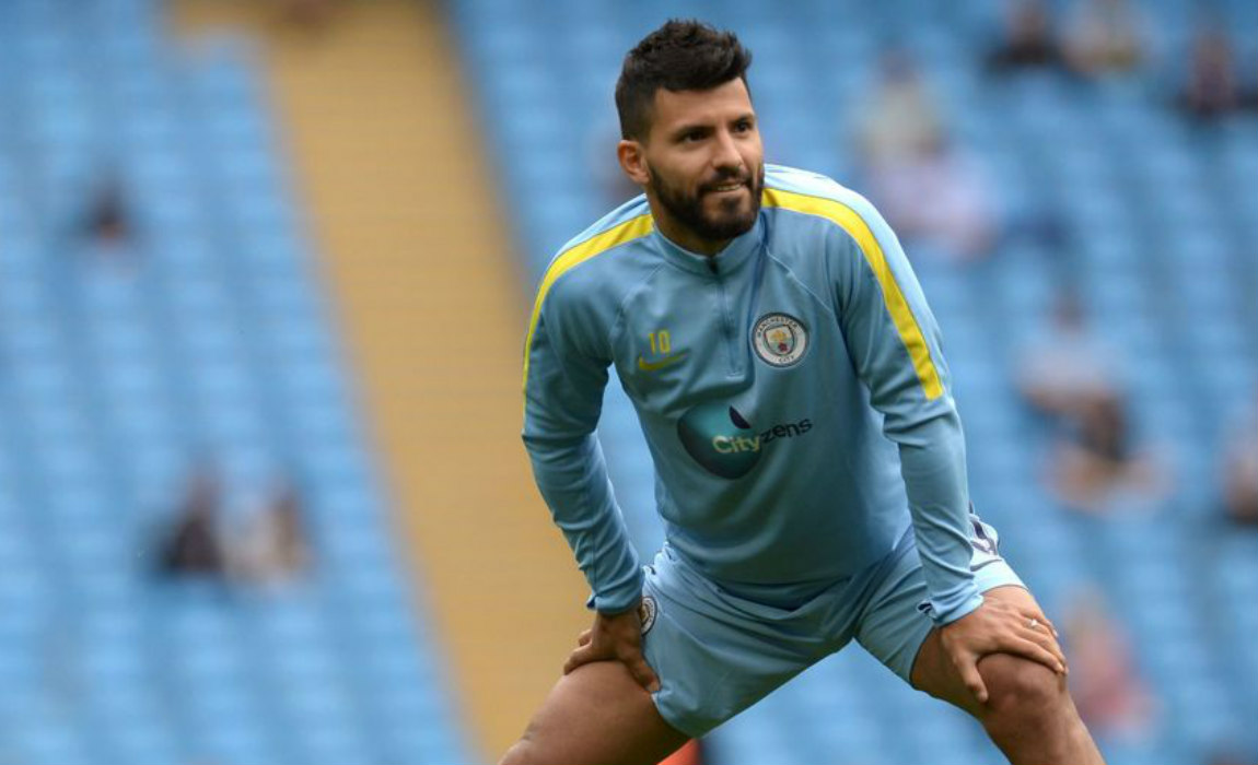 Aguero To Become Man City's Second Top Scorer EVER But Future Remains Unclear After Rise Of Jesus