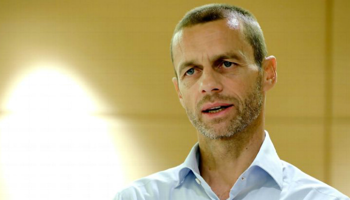 Aleksander Ceferin  Elected New UEFA President To Replace Disgraced Platini