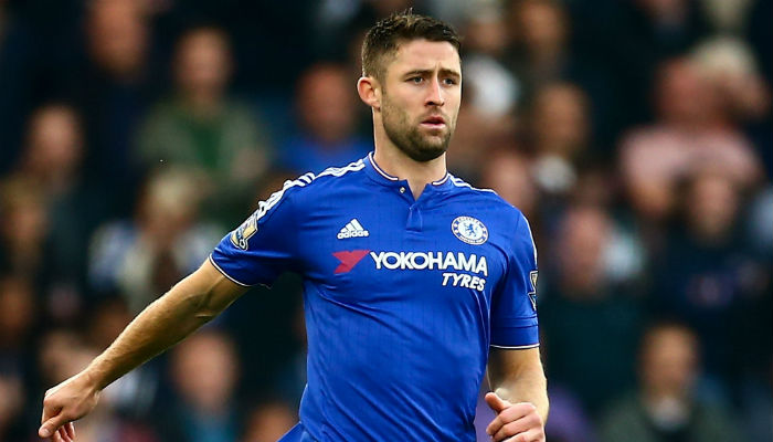 Gary Cahill Should Give Title Medal To Conte   Chelsea Skipper Brutally Slammed