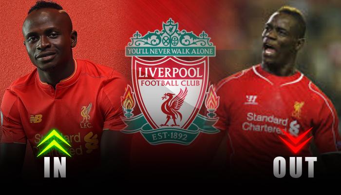 Liverpool-Sadio Mane-Mario Balotelli (1)