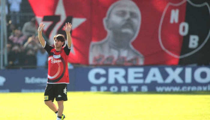 Messi Newell's