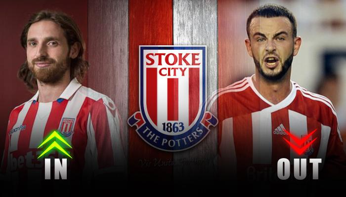 Stoke City-Stoke City-marc Wilson