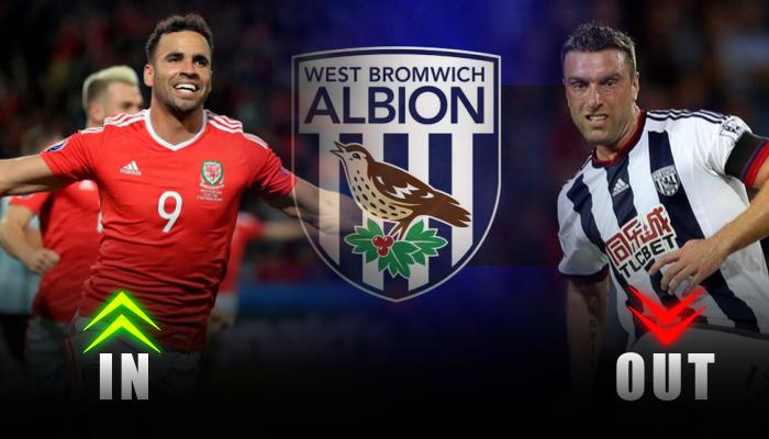 West Brom Albion-Hal Robson Kanu-Rickie Lambert