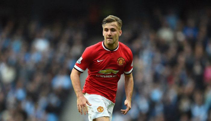 Mourinhos Man Utd Whipping Boy Luke Shaw Says He Is Determined To Win His Manager Over