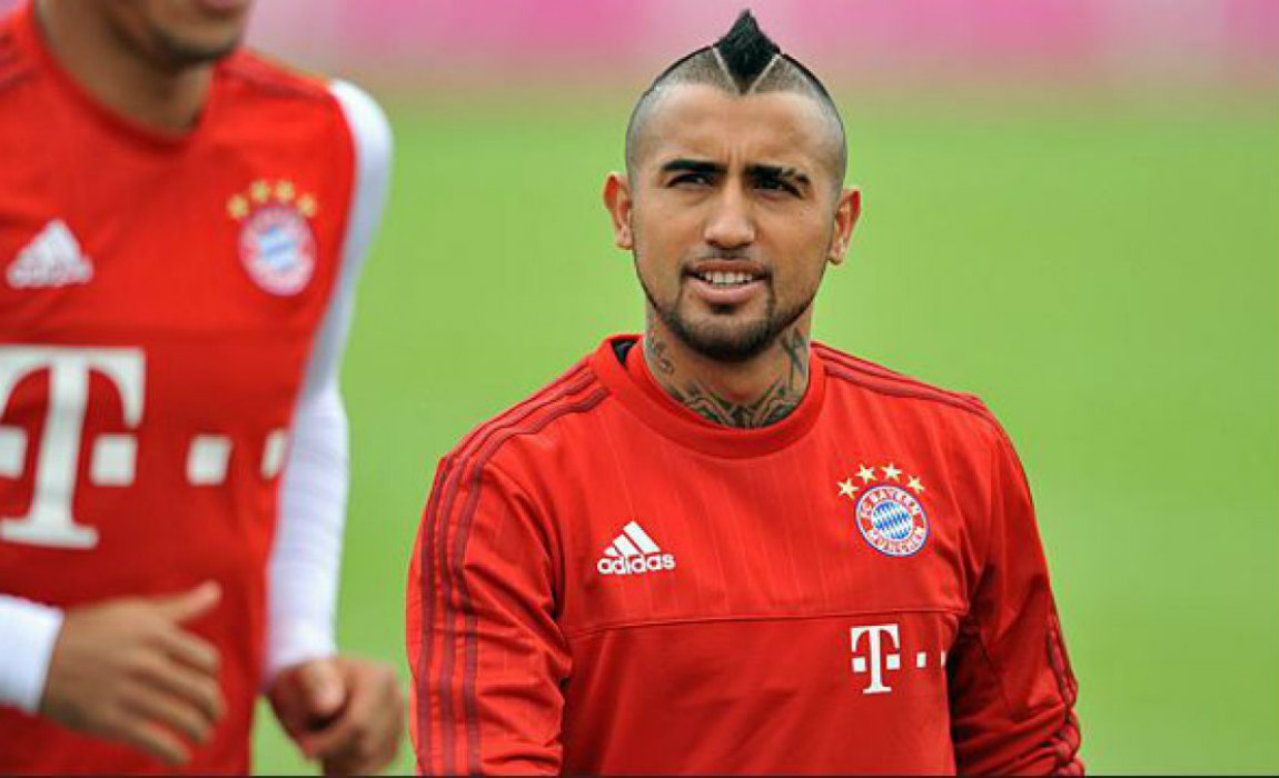 Milan Want To Bring Vidal Back To Serie A But Chelsea Will Battle Rossoneri