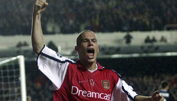 Freddie Ljunberg is another major Arsenal signing who bagged plenty of silverware during the most successful years of Wenger's reign.