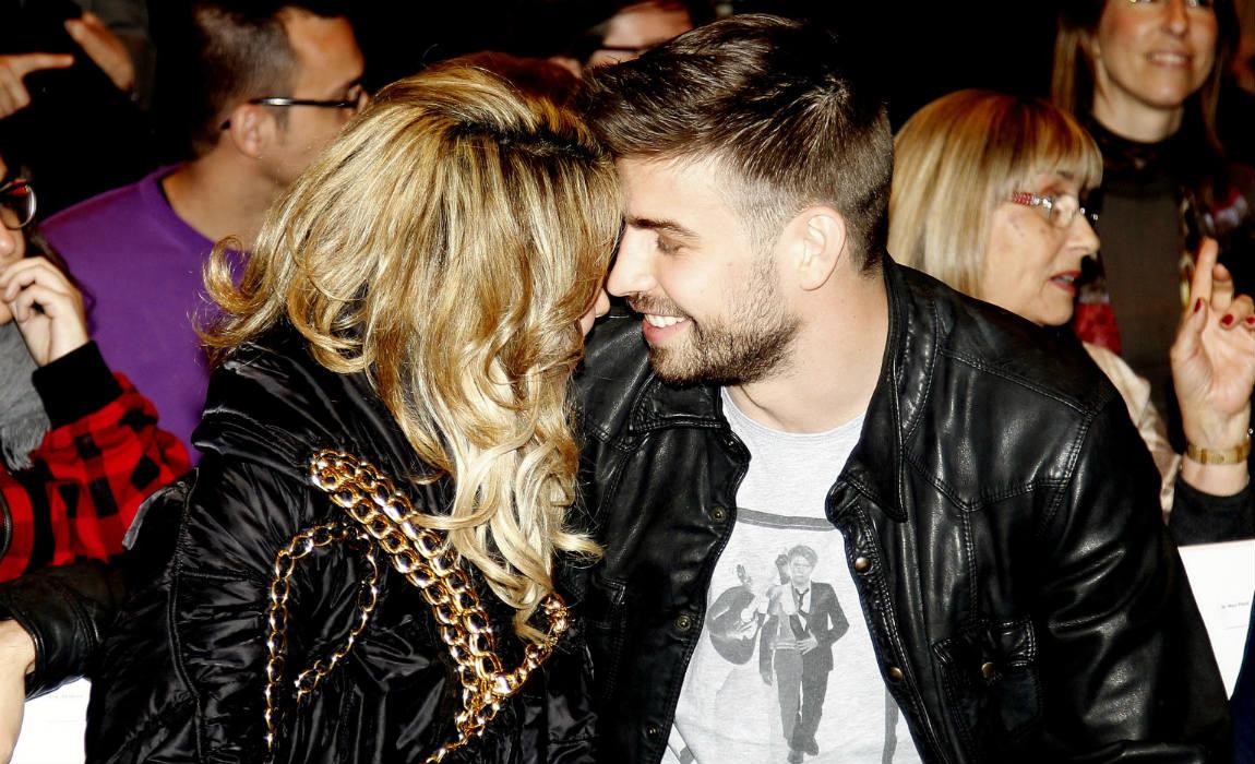 Gerard Pique - Shakira
