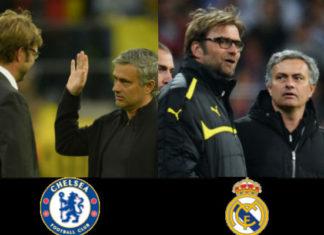 Klopp-Mourinho