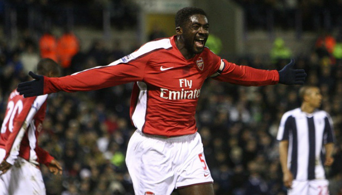 For years, Toure had been one of the defensive pillars in Wenger's squad.