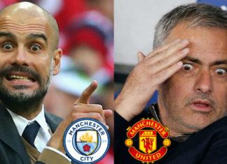 Pep Guardiola Vs Jose Mourinho