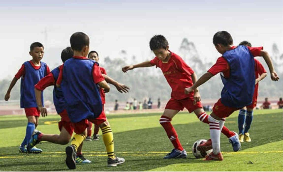 china-youth-football-training