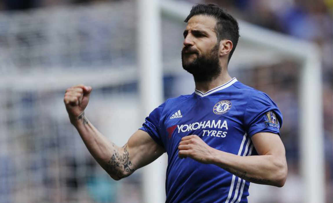 Why Chelsea 'Must' Play Cesc Fabregas Against Tottenham ...