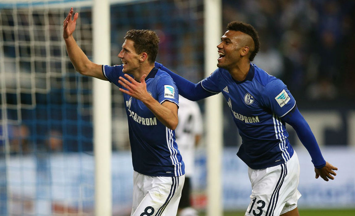 Arch Rivals Schalke And Dortmund Brace For Revierderby