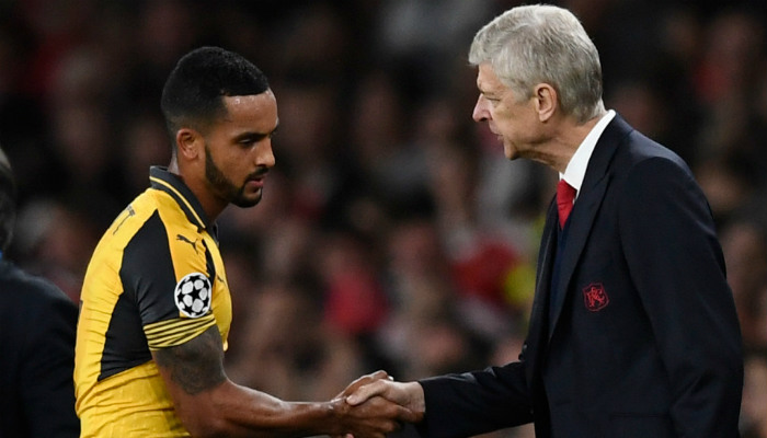 Theo Walcott has been one of the most effective weapons for Wenger, despite receiving criticisms for inconsistency in form in the recent past. However, the English winger has stepped up his game this season and proved his mettle to secure a place in the first-season.