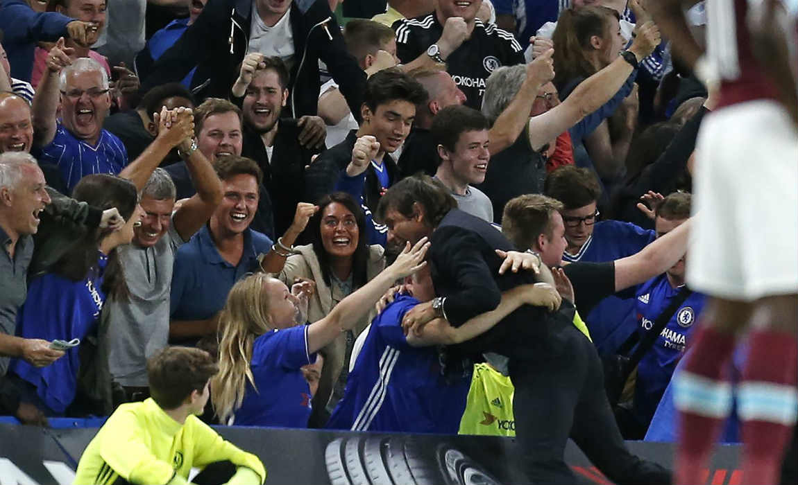 Conte Commits Future To Chelsea As Blues Boss Reveals He Is Already Planning For Next Season
