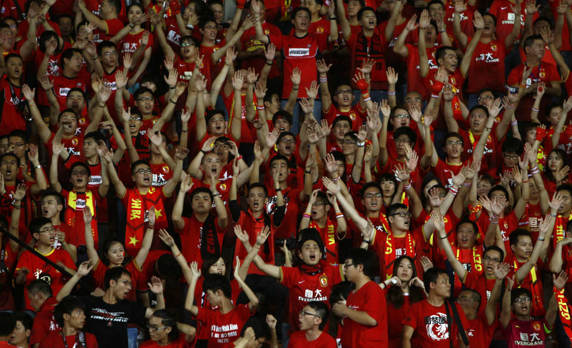 40 Years Too Late.. But China Finally On The Right Path For Football Glory